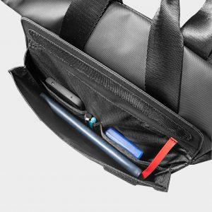 balo tomtoc a61 e01d usa fashion premium waterproof black 3