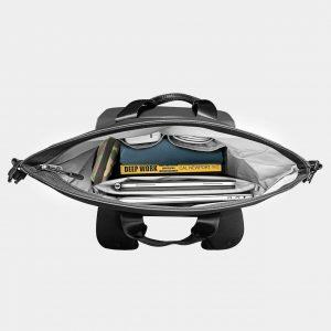 balo tomtoc a61 e01d usa fashion premium waterproof black 4