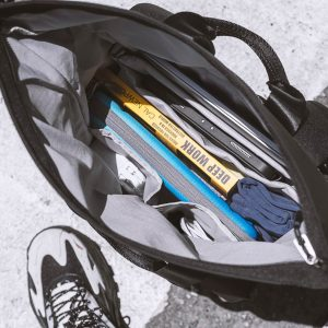 balo tomtoc a61 e01d usa fashion premium waterproof black 8