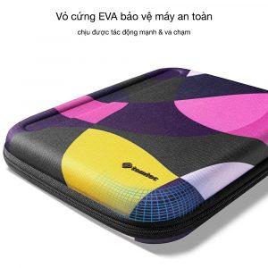 Áp dụng công nghệ chống va đập EVA