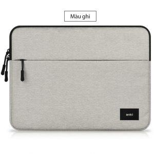 tui chong soc anki danh cho macbook 13 15 15 6 inch mau ghi 2