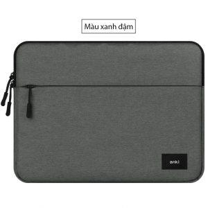 tui chong soc anki danh cho macbook 13 15 15 6 inch mau ghi