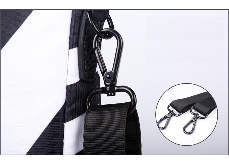 Dây đeo vai dễ dàng tùy chỉnh & tháo rời dễ dàng