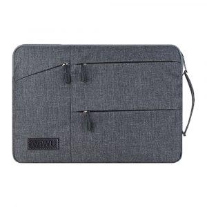 Túi chống sốc Wiwu Gearmax Pocket (Gray)