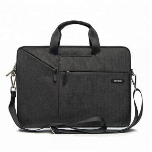 Túi đeo Laptop chống sốc 13 - 15.4 inch - Wiwu W31 - Màu đen