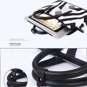 tui xach chong soc laptop macbook cartinoe zebra 13 inch 2