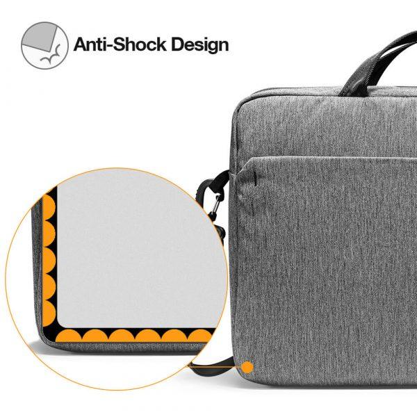 tui xach chong soc laptop macbook tomtoc a51 usa 13 15 inch 2