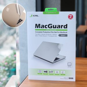 Dán Bảo Vệ MacBook JCPal MacGuard 5 in 1 (Màu Gold)