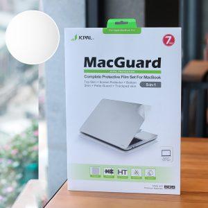 Dán Bảo Vệ MacBook JCPal MacGuard 5 in 1 (Màu Sliver)