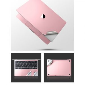 Bộ dán Macbook Full Body 5 in 1 – JRC (Màu Rose Gold)