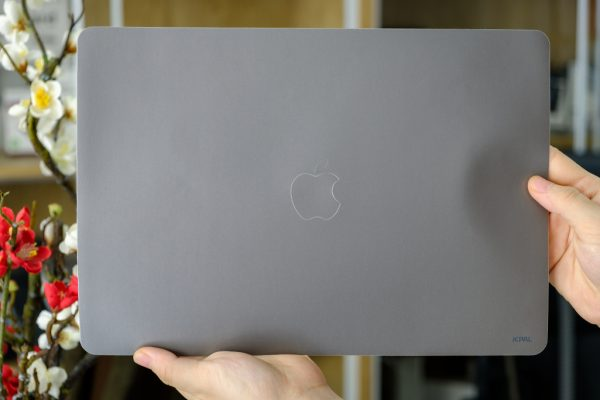 Dán mặt trước Macbook (Gray) - JCPal MacGuard