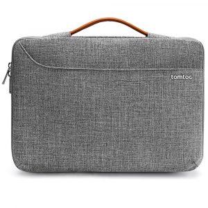 Túi xách chống sốc Tomtoc A22 - Gray