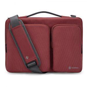 Túi xách chống sốc Tomtoc 42 - Red