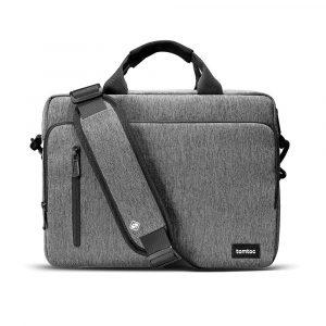 """Túi xách chống sốc Tomtoc A50 - Shoulder Messenger Bag 13 - 15"""" inch Gray"""