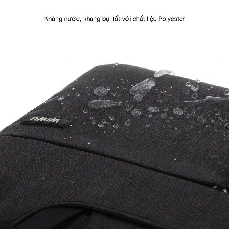 Lớp vải dày, chống thấm nước hiệu quả