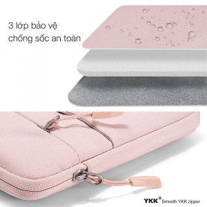 Được bảo vệ 3 lớp chống thấm nước an toàn