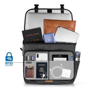 Công nghệ bảo mật RFID bảo vệ an toàn thẻ ngân hàng