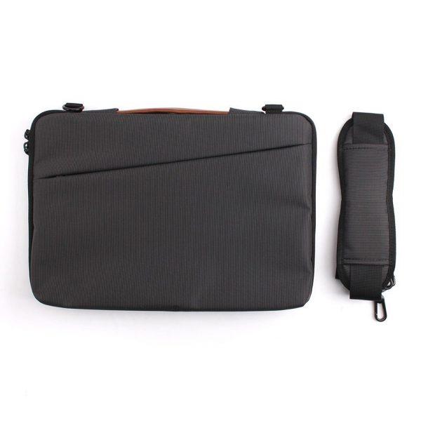 Túi xách JCPAL Tofino Messenger - Black - 13.3 inch