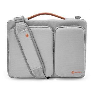 Túi xách chống sốc Tomtoc A42 - Light Gray