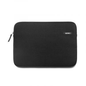 Túi chống sốc Wiwu bo góc : 13 - 15 inch (Màu đen)