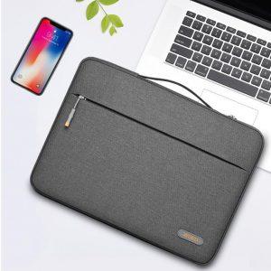 Túi chống sốc Laptop Wiwu Pilot Sleeve màu đen
