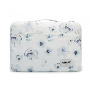 Túi xách Laptop chống sốc KinMac Hoa đá trắng (KM042)
