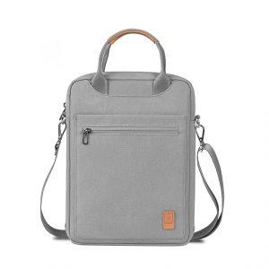 Túi đeo dọc Laptop 13 inch WiWu Vertical – Màu xám
