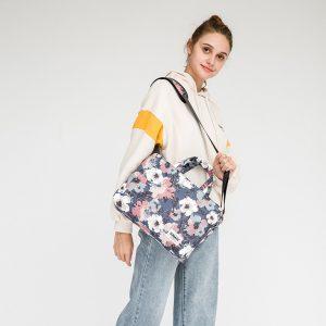 Túi xách Laptop thời trang nữ mẫu hồng phai