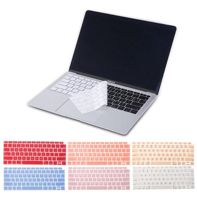Phủ phím macbook nhiều màu