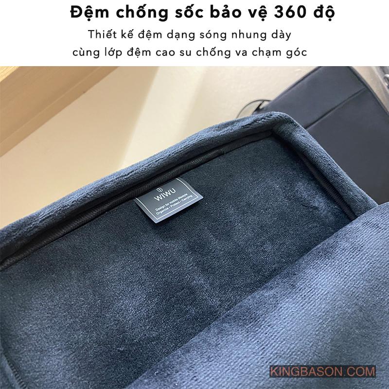 Đệm bảo vệ cho Túi Laptop 14 inch