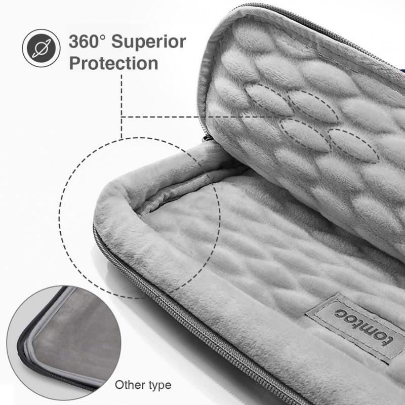 Đệm chống sốc bảo vệ Macbook 360 độ