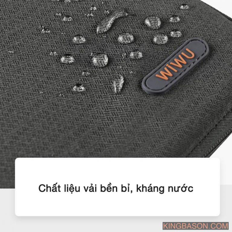 Túi chống sốc Macbook có khả năng chống nước